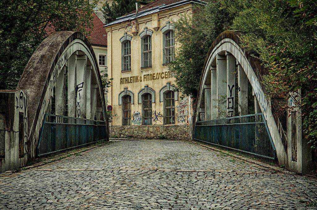 Fabrikinsel, Steyr